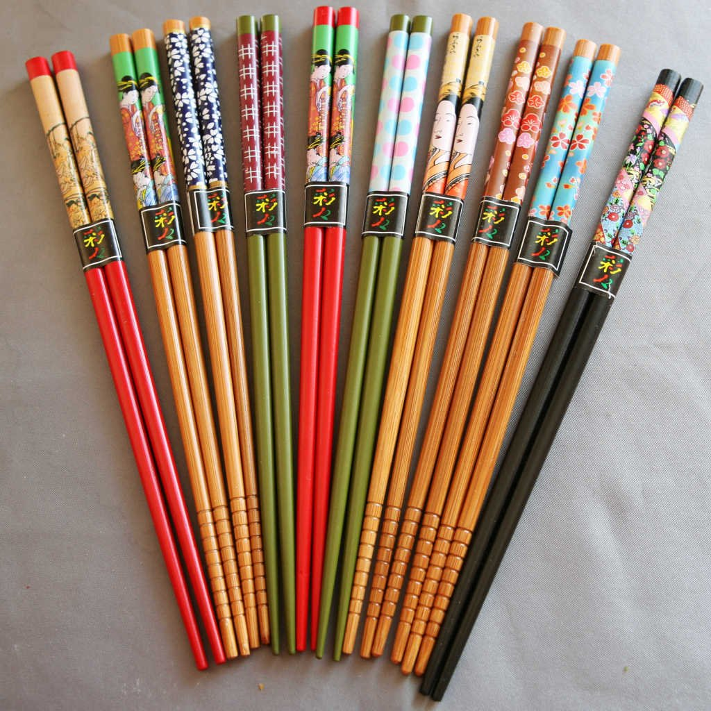 Craft Ideas For Chopsticks