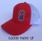 CHARACTER TRUCKER CAP